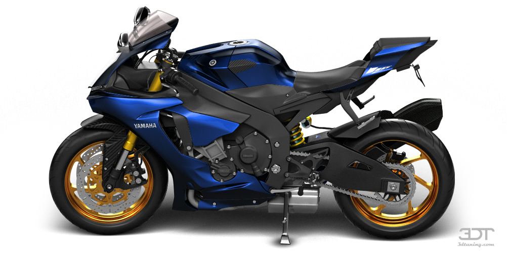 3dtuning Of Yamaha Yzf R1 Sport Bike 2015