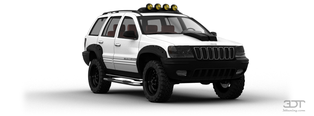 My Perfect Jeep Grand Cherokee N R 3dtuning Probably The Best Car Configurator