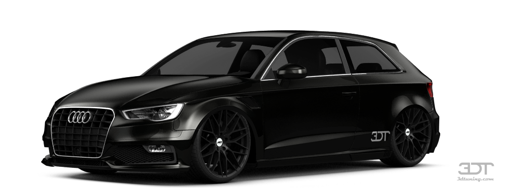 Audi A3 3 Door Hatchback 2013 tuning
