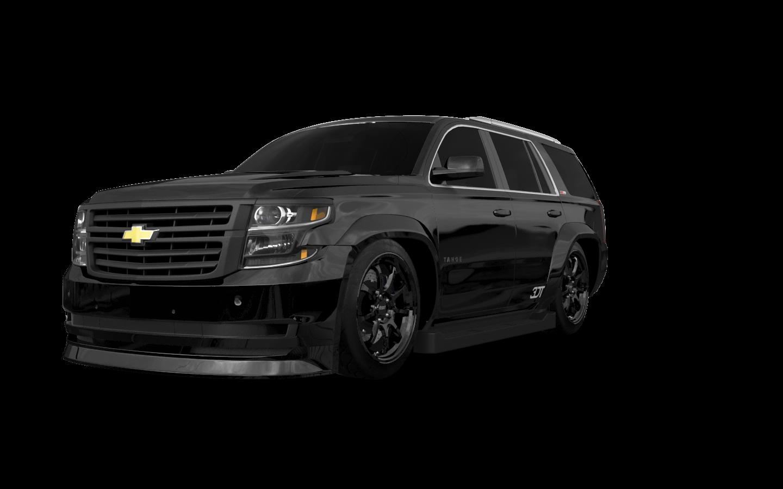 Chevrolet Tahoe Z71 5 Door SUV 2015 tuning