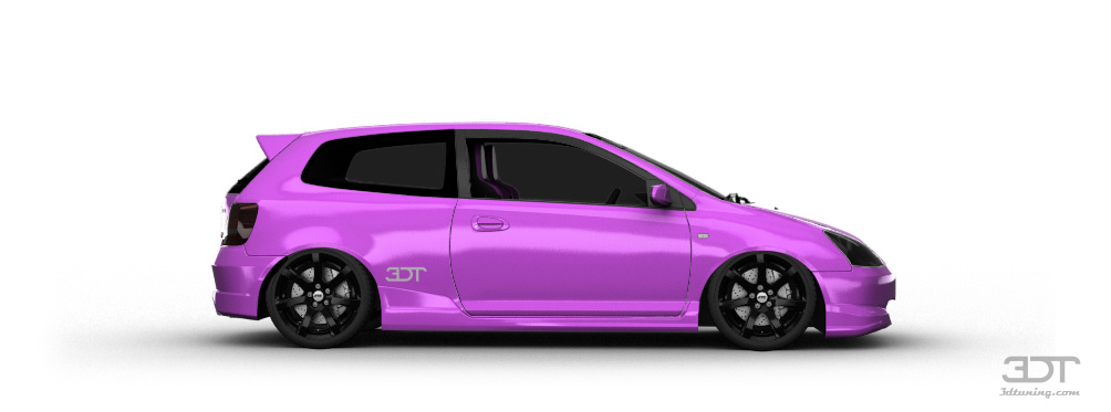 Honda Civic Type R 3 Door Hatchback 2004 Tuning
