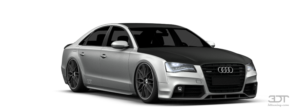 3dtuning of audi a8 sedan 2011 unique on line car configurator for more than 600. Black Bedroom Furniture Sets. Home Design Ideas