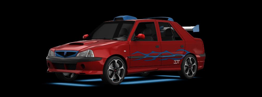 Dacia Solenza Sedan 2003 tuning