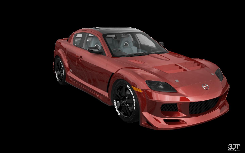 Mazda RX-8 Quad Coupe 2004 tuning