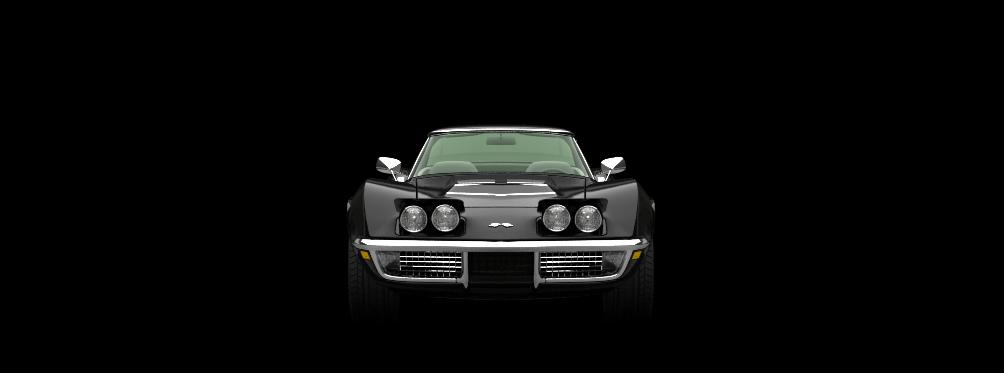 Chevrolet Corvette'68