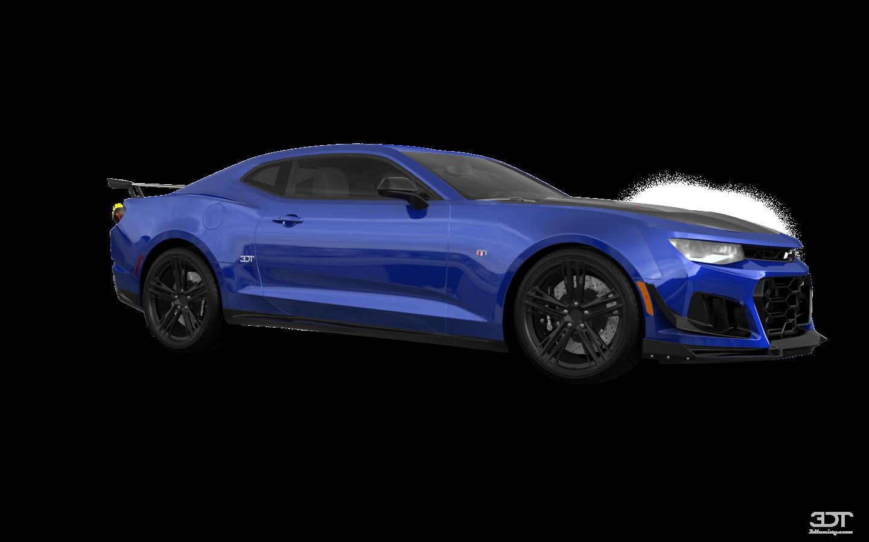 Chevrolet Camaro 2 Door Coupe 2016 tuning