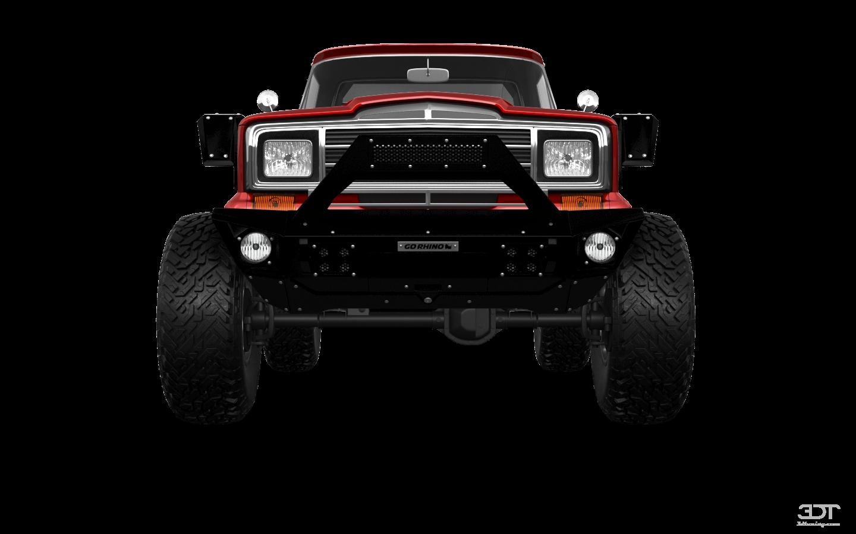 Jeep Gladiator SJ'88