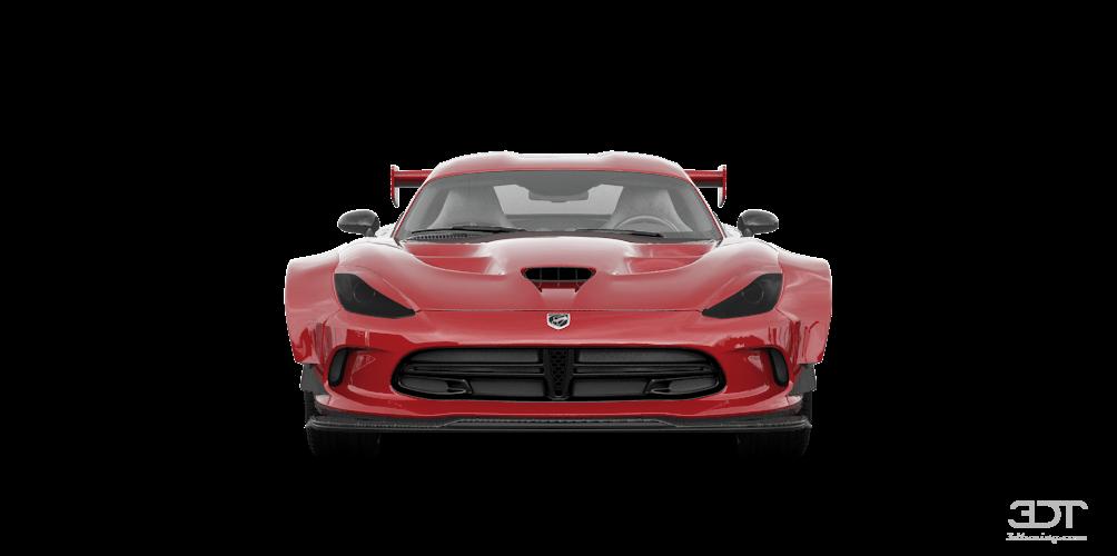 Dodge SRT Viper 2 Door Coupe 2113