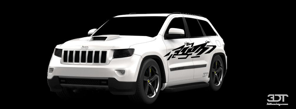 My Perfect Jeep Grand Cherokee