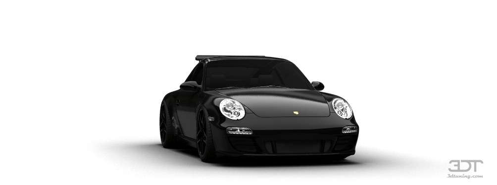 Porsche 911 Coupe 2005 tuning