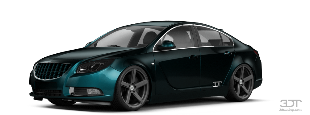 Opel Insignia Sedan 2010 tuning