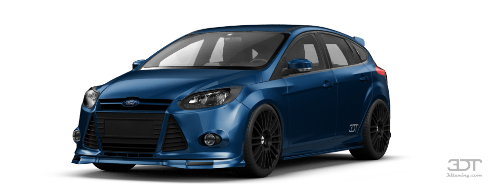 3DTuning of Ford Focus...