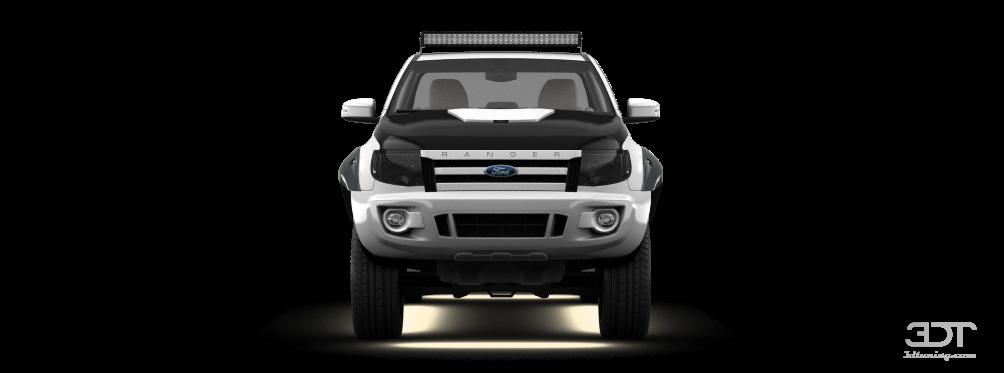 Ford Ranger Truck 2012