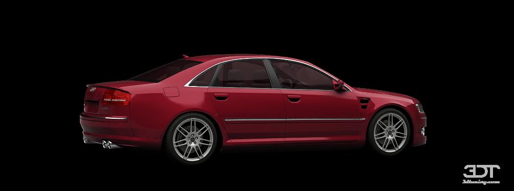 Audi A8'07