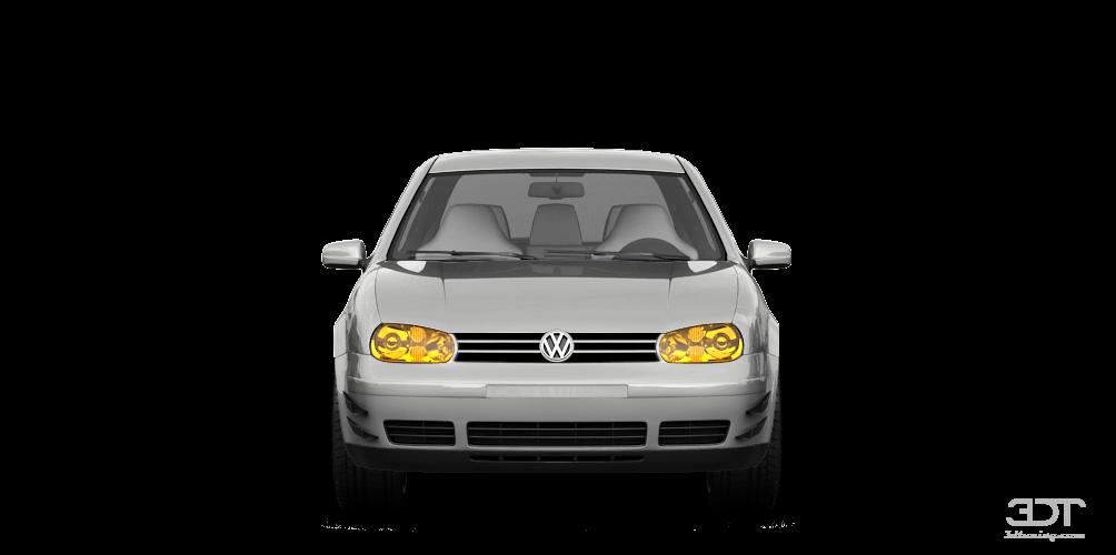 Volkswagen Golf 4 (mk4) 3 Door Hatchback 2004