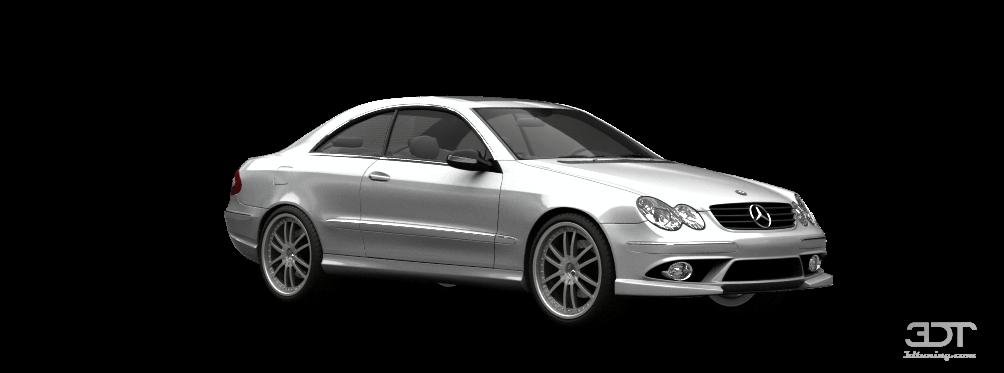 Mercedes CLK'04
