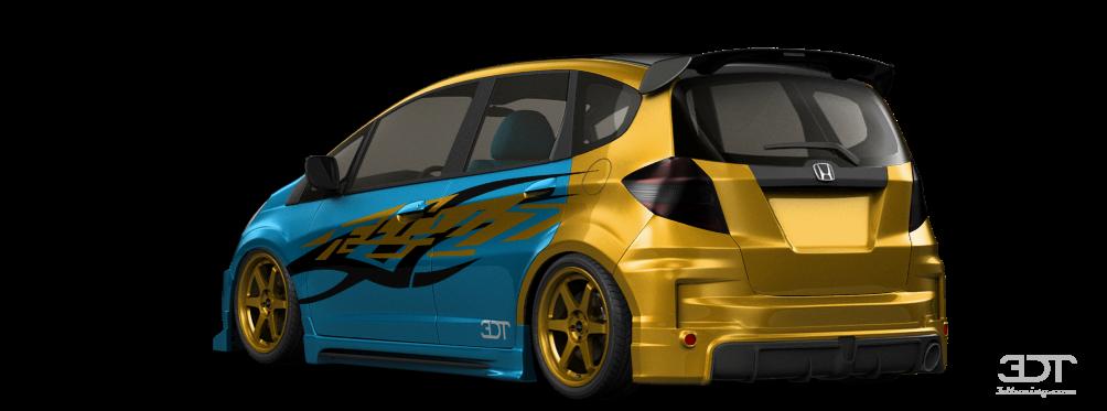 Honda Jazz'11