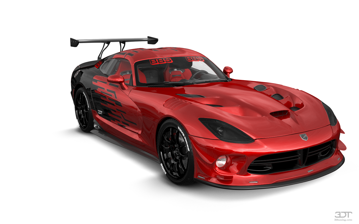 Dodge SRT Viper GTS 2 Door Coupe 2013 tuning