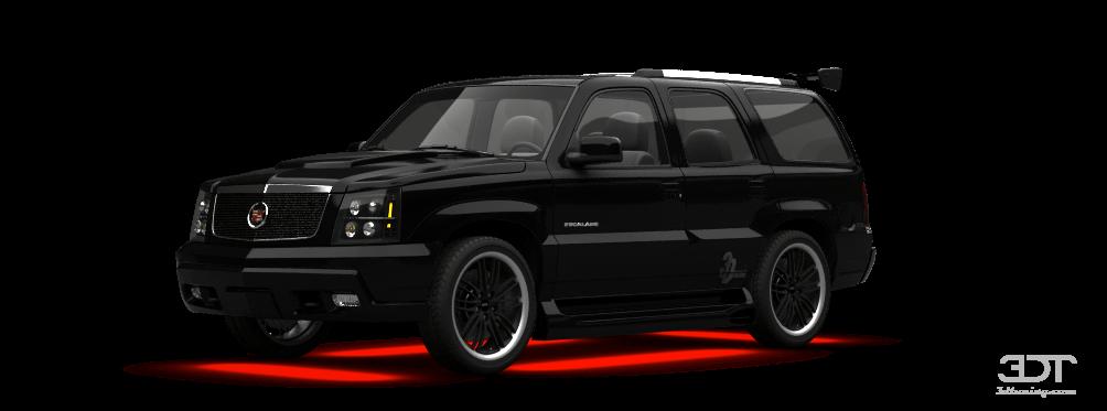 Cadillac Escalade SUV 2002 tuning