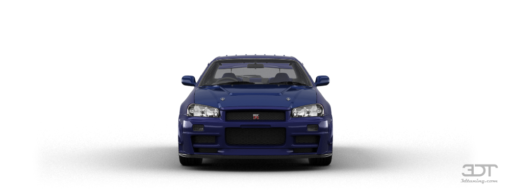 Nissan Skyline GT-R'02