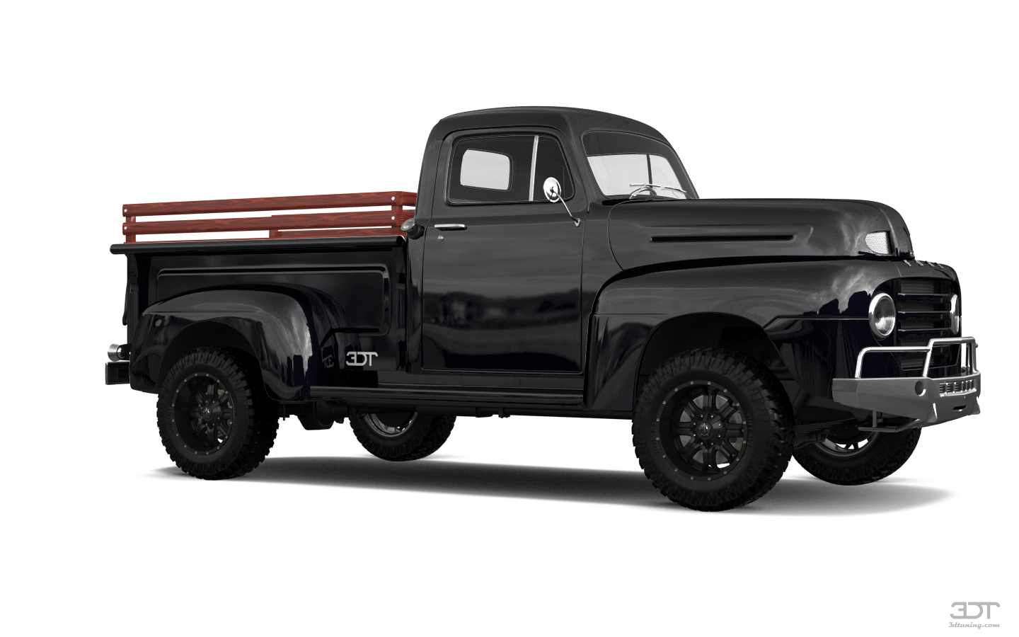 Ford F1 2 Door pickup truck 1949 tuning