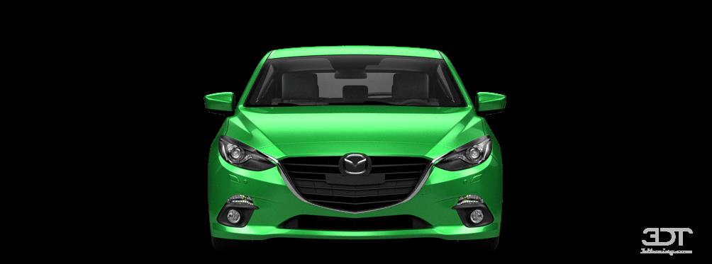 Mazda 3'15