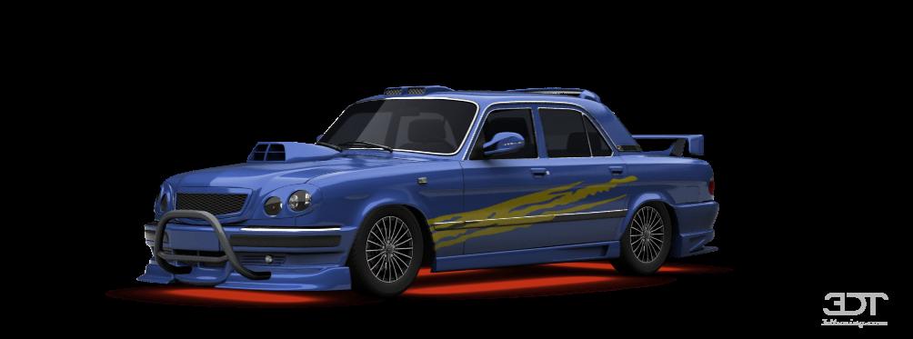 GAZ Volga 31105 Sedan 2003 tuning