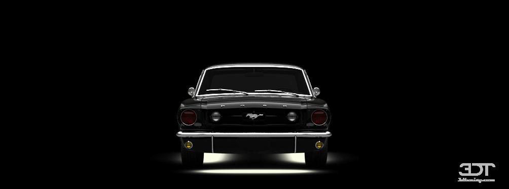 Mustang GT'65