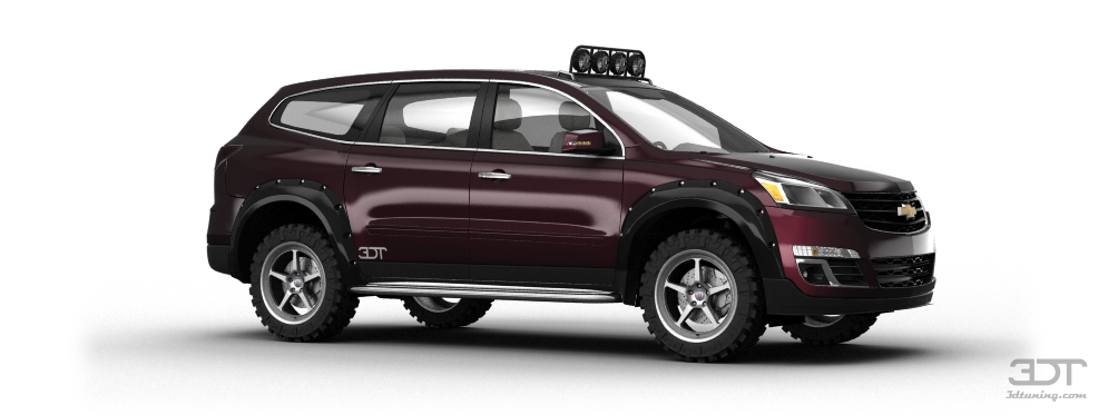 Chevrolet Traverse'13