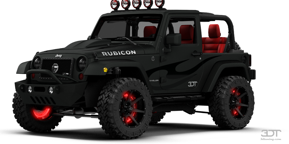 3dtuning of jeep wrangler rubicon convertible 2013 unique on line car. Black Bedroom Furniture Sets. Home Design Ideas