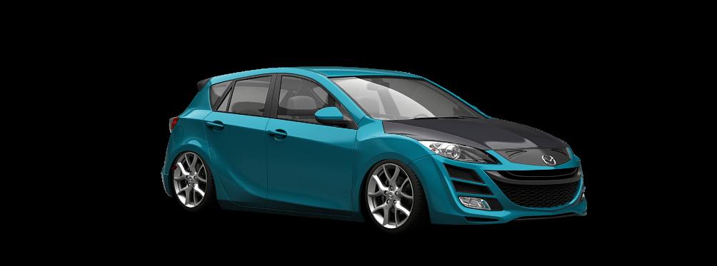 Mazda 3'08
