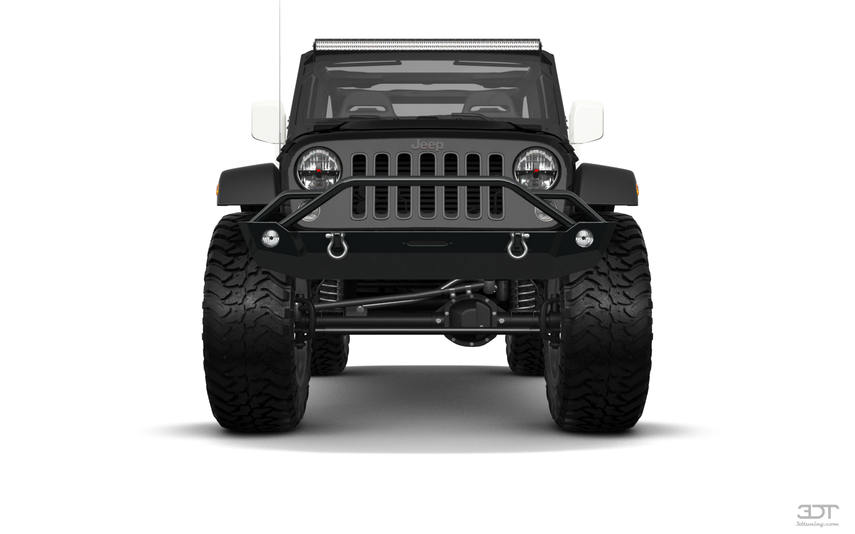 Jeep Wrangler Unlimited JK Rubicon Recon'17