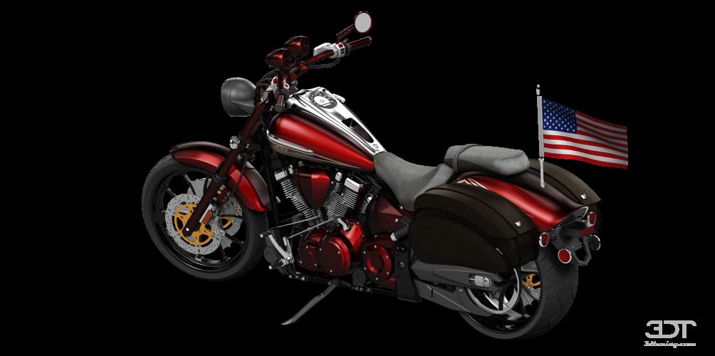 Yamaha Raider S'15