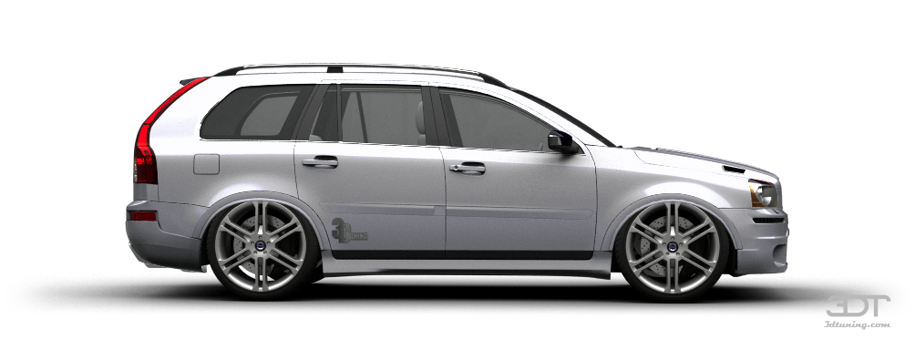 3dtuning Of Volvo Xc90 Suv 2003 3dtuning Com Unique On