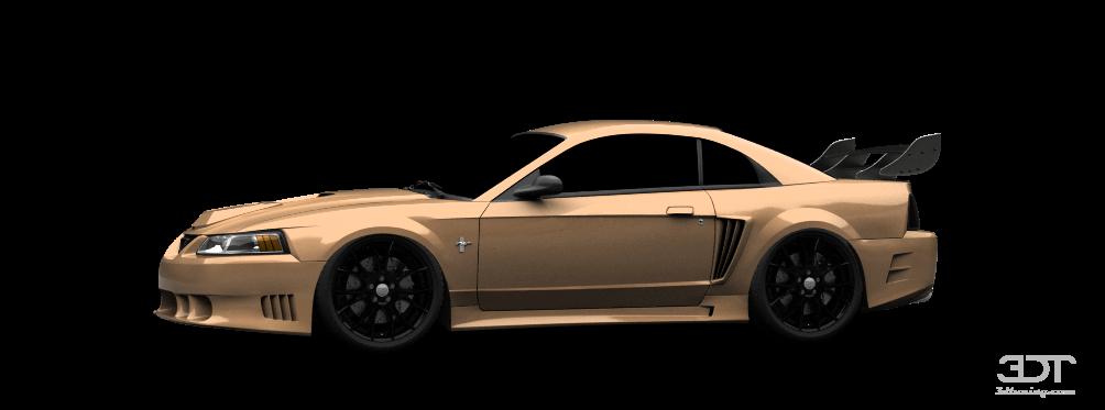 Mustang Saleen S281'00