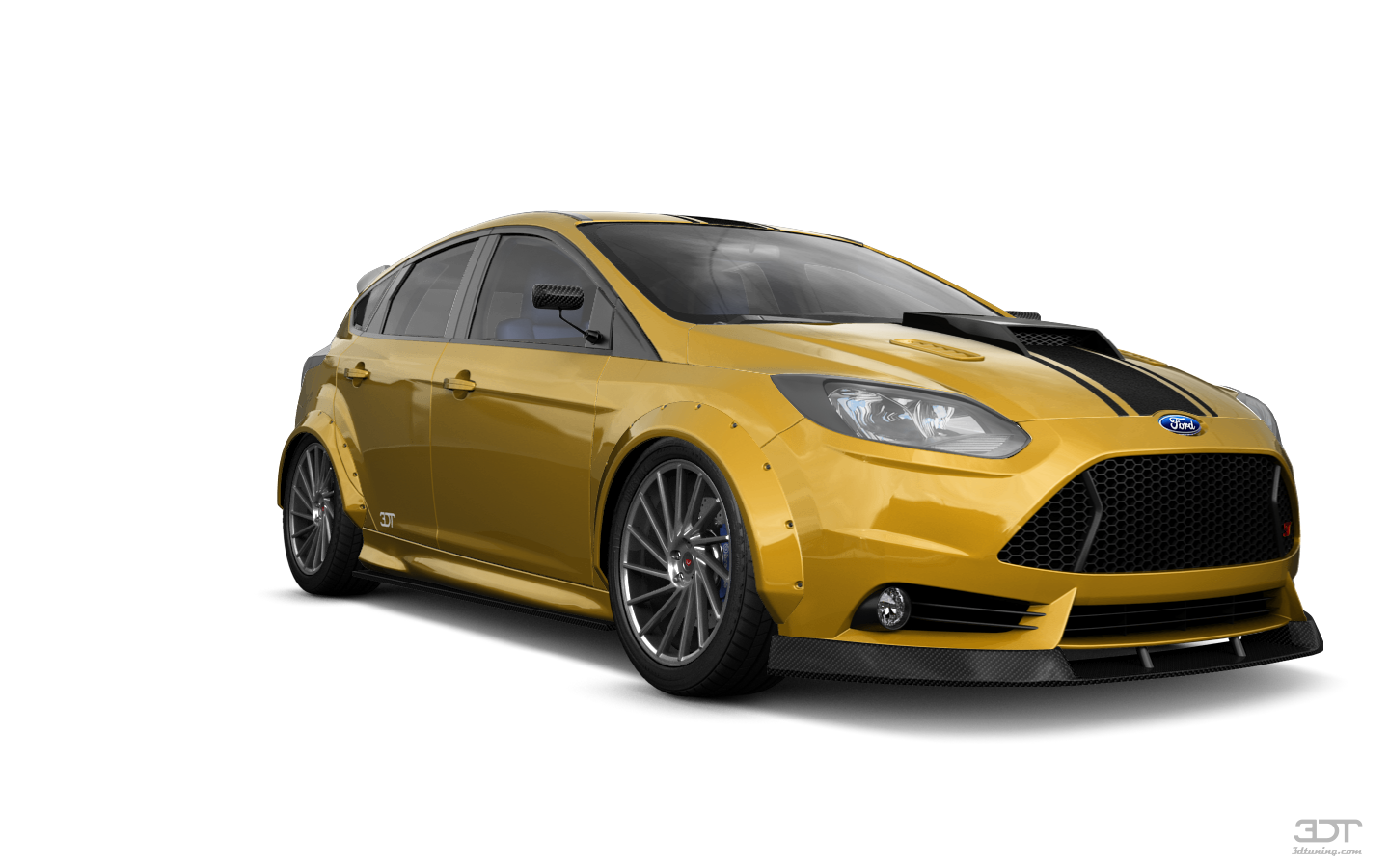 Ford Focus 5 Door Hatchback 2011 tuning
