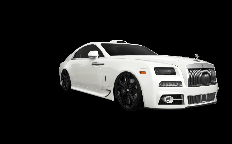 Rolls Royce Wraith 2 Door Coupe 2014 tuning