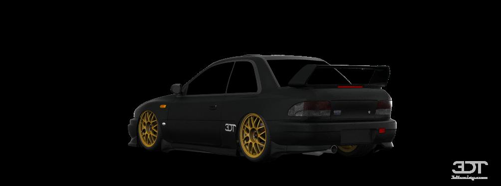 3dtuning Of Subaru Impreza 22b Coupe 1998 3dtuning Com