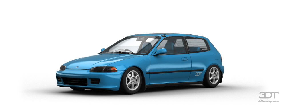 Honda Civic'92
