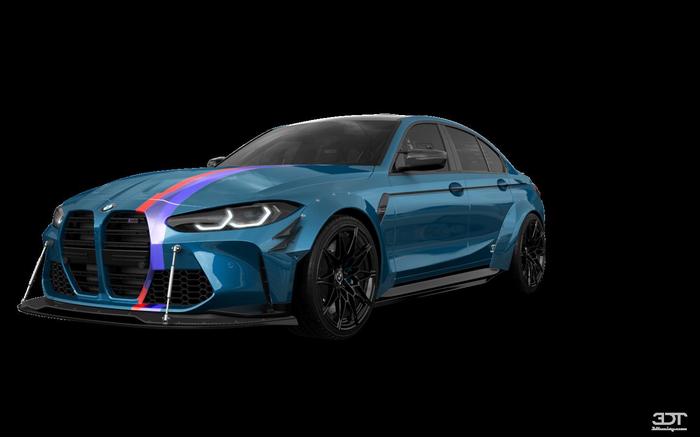 BMW M3'21