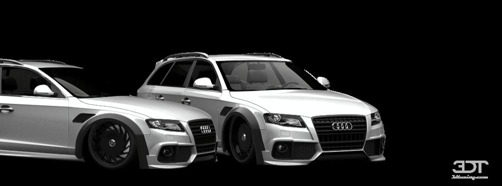 3dtuning Of Audi A4 Allroad Wagon 2009 3dtuning Com
