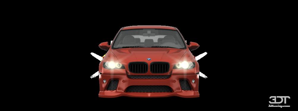 BMW X6'08
