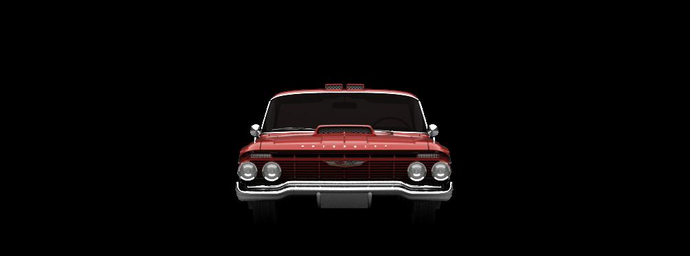 Chevrolet Impala'61
