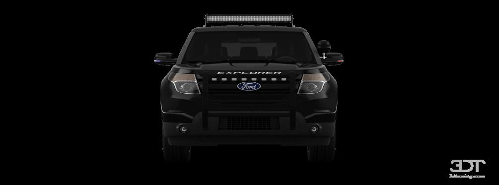 Ford Explorer SUV 2011
