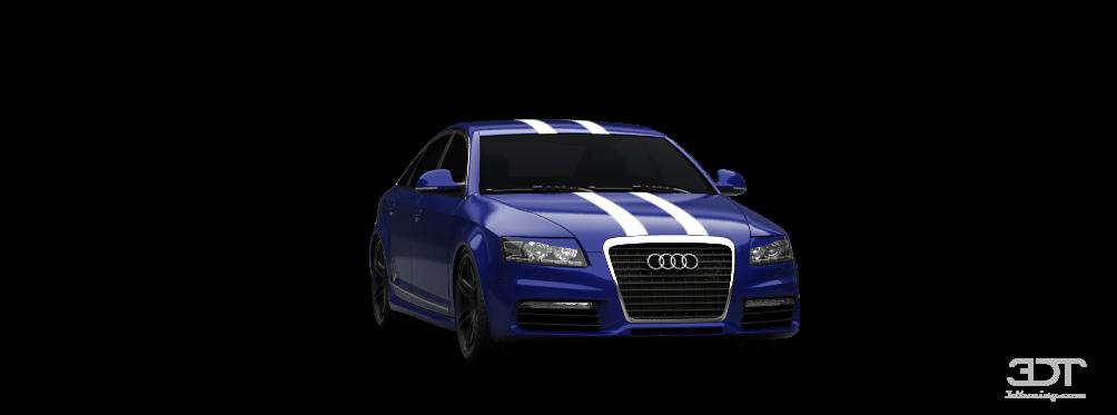 Audi A6 Sedan 2009 tuning