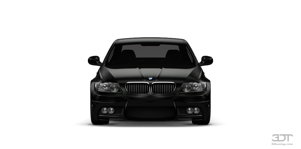 BMW 3 series (facelift)'10