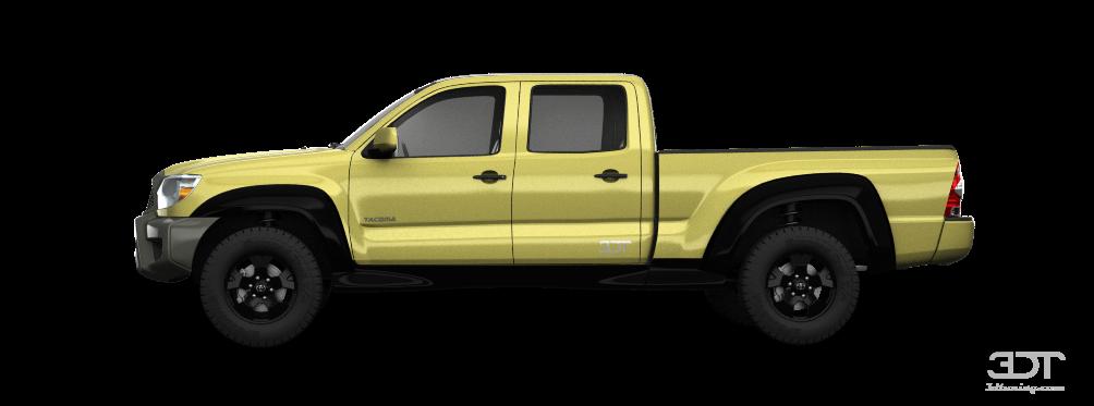 Toyota Tacoma Truck 2012 tuning