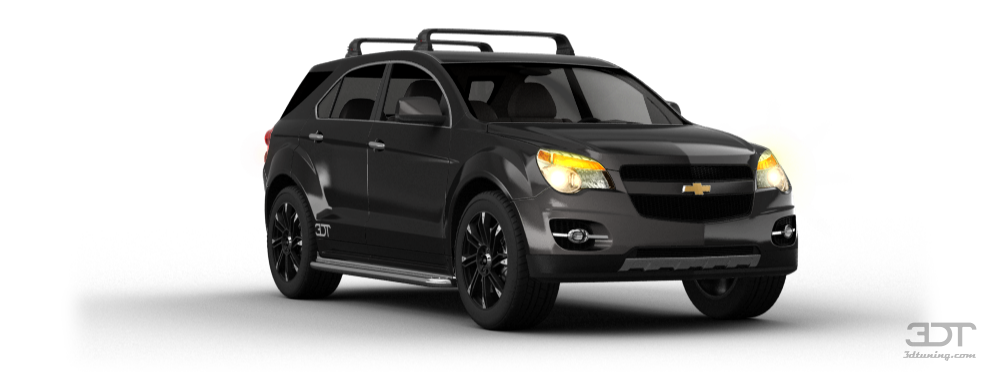 Tuning Chevrolet Equinox 2010 online, accessories and ...