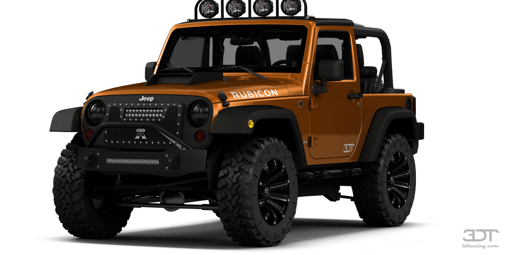 Jeep Wrangler Paint >> My perfect Jeep Wrangler Rubicon.