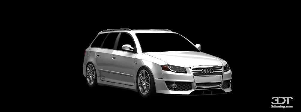 Audi A4 Wagon 2004 tuning